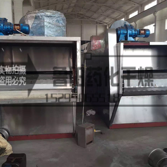 DWF系列带式干燥机