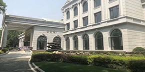 洛基石墨烯发热地板成功入驻南京东郊国宾馆2号楼并铺装完成顺利通过验收