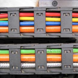 柔性双绞屏蔽耐油电缆